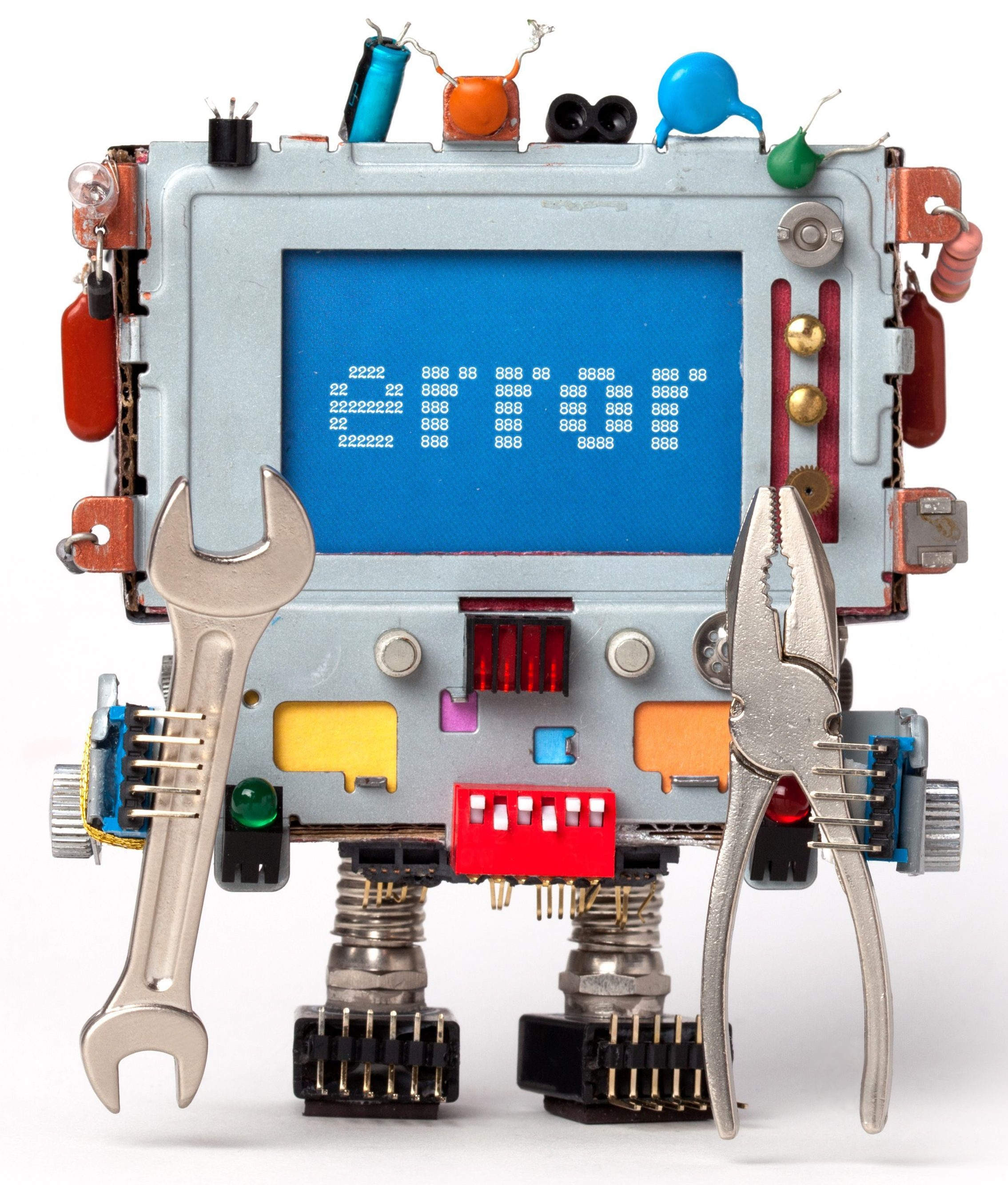 Handy robot